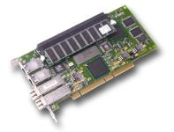 Dual Port iSCSI Host Adapter from LSI Logic