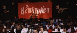 Chandra at a B*Witched concert?  WTF?