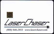 Internet Archive Laser Chaser Smart Card