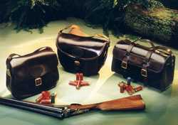 leather cartridge bags