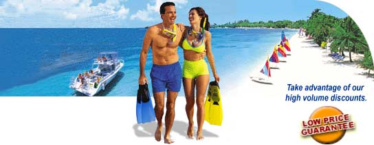 Island honeymoon vacations and all inclusive honeymoon packages
