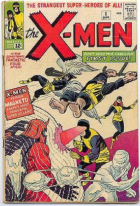X-Men Number 1
