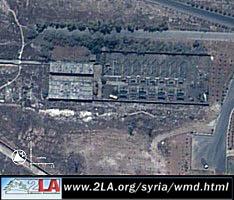 Nervew Agent Plant Syria