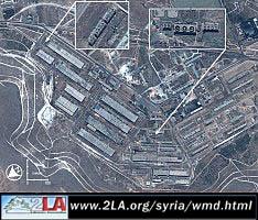 Nerve Agent Plant- Syria