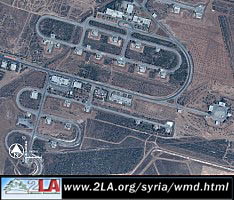 Syria Storage of WMD