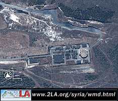 Iraq WMD in syria in Tunnel