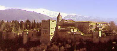 fort - The Alhambra