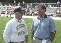 Head Coaches Frank Girardi and Bill Zwaan