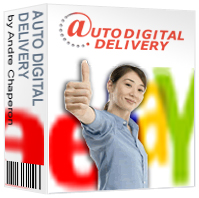 Auto Digital Delivery on eBay