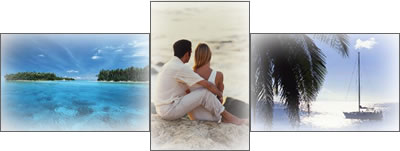 Romantic Honeymoons Packages, anniversary beach vacations, great honeymoon locations, romantic vacation, tropical island vacations