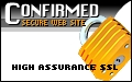 WEB SITE CONFIRMED - SECURE