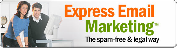 Create and send colorful, image-rich email campaigns to associates, customers, family, and friends.