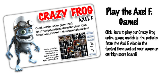 Play the Axel Frog game online!