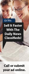 Advertisement - Daily News Classifieds