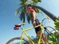 Kailua-Kona and Big Island of Hawaii bicycle tours.