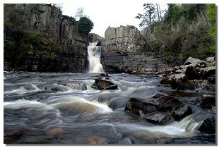 Picture of High Force Waterfall