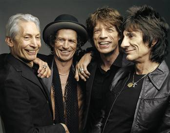 Image: The Rolling Stones