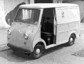 Goggomobil German Mail