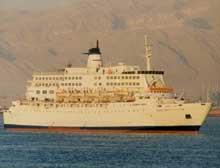 Al Salam Boccaccio 98 Ship