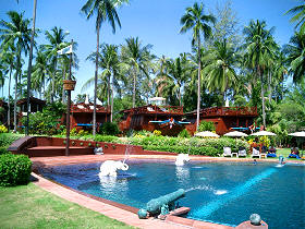 Imperial Boat House Hotel Samui