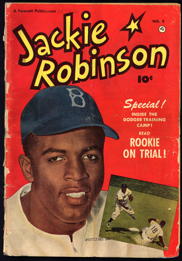 AfricanAmericans.com - Jackie Robinson became the first black baseball player in the modern major leagues when he joined the Brooklyn Dodgers in 1947. Playing from 1947 to 1956, Robinson had a career batting average of .311, and in 1962 became the first black player elected to the Baseball Hall of Fame. After retiring from baseball, Robinson became a prominent business and political figure and Civil Rights Leader.