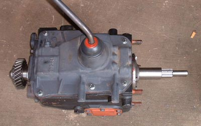 , How To Install Scout T19 and D300 1982 Jeep CJ7 AMG Engine, The Truck Guide
