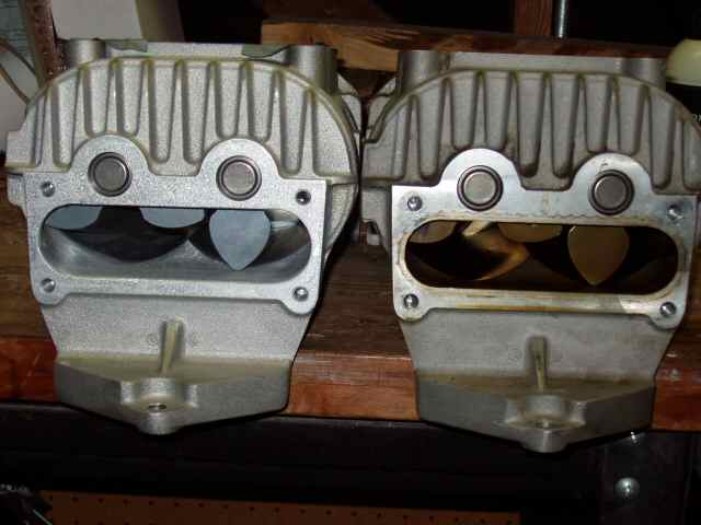 Supercharger Inlet