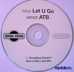 ATB-Let U Go (2006) Full Album