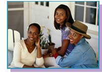 African American ethnicity are three to nine times more likely to develop fibroids than other women