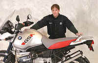 Kurt w-BMW bike-web.jpg (50072 bytes)