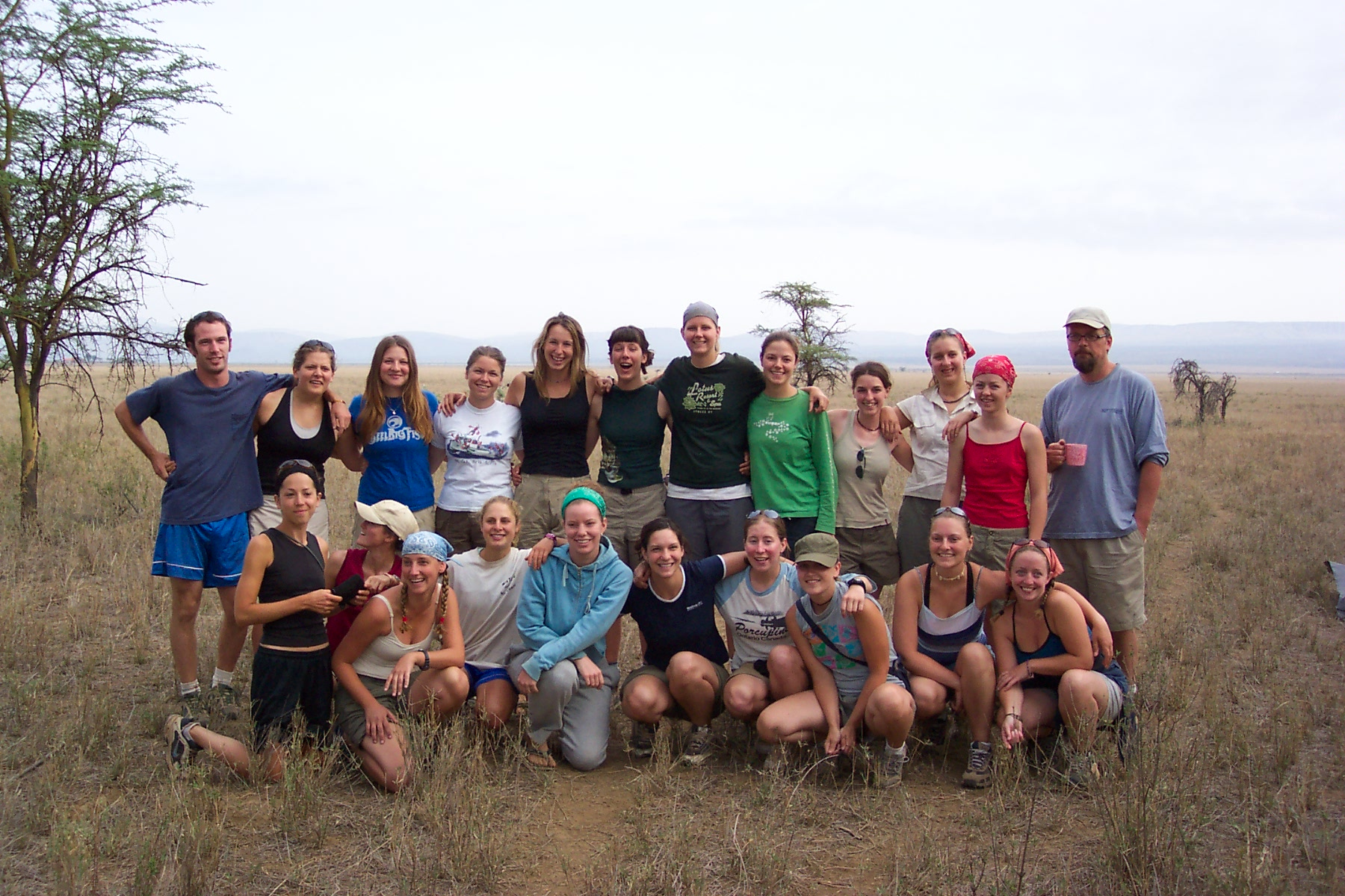 Wildlife Conservation Class