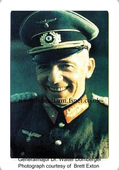 Generalmajor Dr. Walter Robert Dornberger