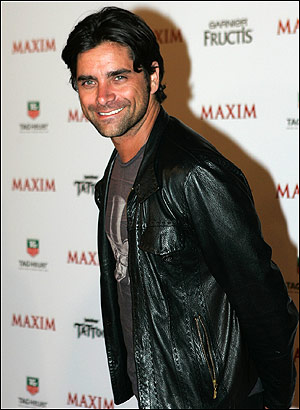 Who knew? Uncle Jessie was named TV's second-hottest hunk.