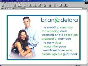 [Brian and Delara's Wedding]