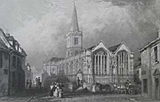 St Mary's Church : A picture of St Mary's Church, Truro