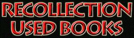 Recollection Used Books Logo