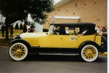 1923 Touring: Frank Hebl