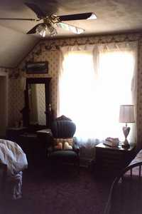 Engle House Guest Bedroom