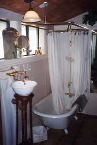 Engle House Master Bath