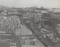 Tobruk docks 1941