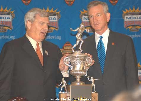 Frank Beamer and Tommy Tuberville