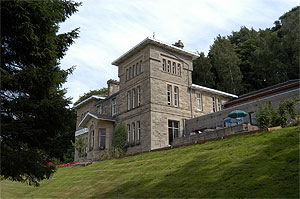 Mansfield House Hotel, Hawick, Scottish Borders
