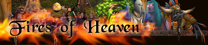 Fires of Heaven Guild Message Board
