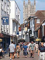 High Street and Cathedral