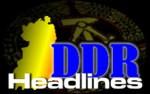 DDR Schlagzeilen