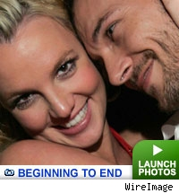 Britney & Kevin: Click to launch!