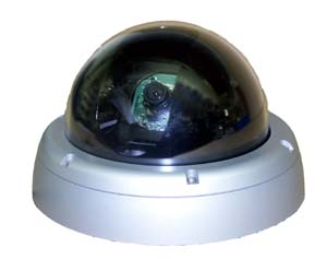 Home security CCTV, weather and vandal proof camera