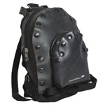 Recycled Rubber Studded Backpack