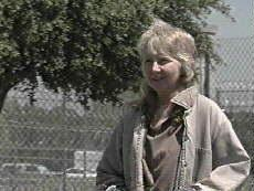 Photo:  Lynette Fromme at FMC Carswell, 2000