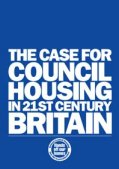 New DCH pamphlet - The Case for council housing in 21st Century Britain